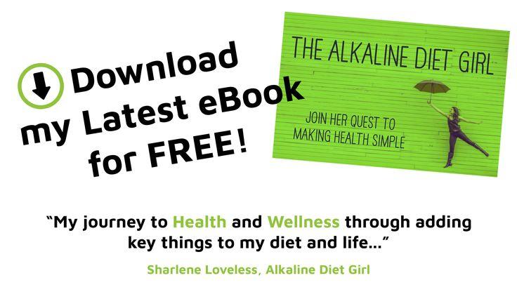 Alkaline Diet Girl
