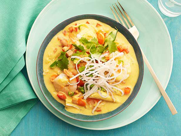 Panang Curry Recipe Food Network