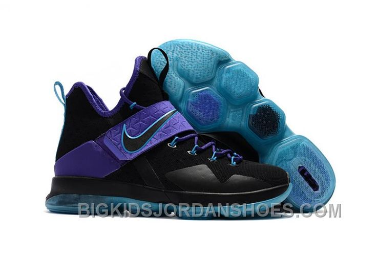 http://www.bigkidsjordanshoes.com/nike-lebron-14-sbr-black-purple-top-deals.html NIKE LEBRON 14 SBR BLACK PURPLE TOP DEALS Only $116.64 , Free Shipping!