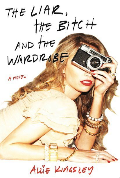 The Liar, The Bitch and The Wardrobe by Allie Kingsley's