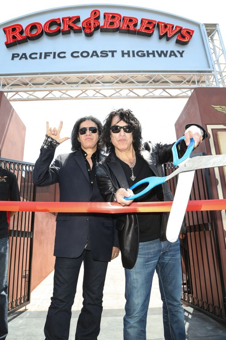 Gene Simmons And Paul Stanley | GRAMMY.com