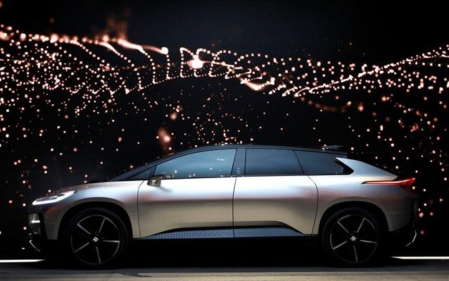 FF91: Αυτόνομο ηλεκτρικό όχημα υψηλών επιδόσεων από τη Faraday Future | naftemporiki.gr