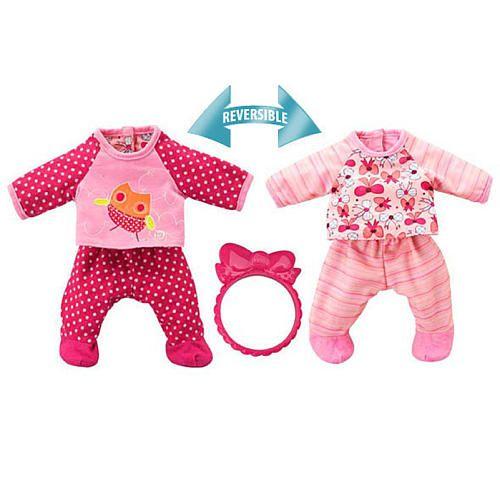 Baby Alive Sleepy Time Reversible PJ s Pajama Set