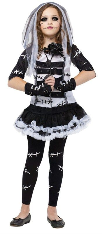 Nice Costumes Monster Bride Child Costume just added...