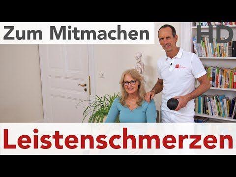 Leistenschmerzen | Faszientraining & Übungen vom Schmerzspezialisten | Liebscher & Bracht - YouTube