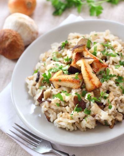 Risotto parfait and noel on pinterest - Risotto noel ...