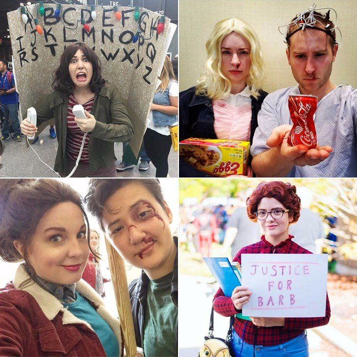 31 DIY Stranger Things Costumes That Will Knock You Upside Down