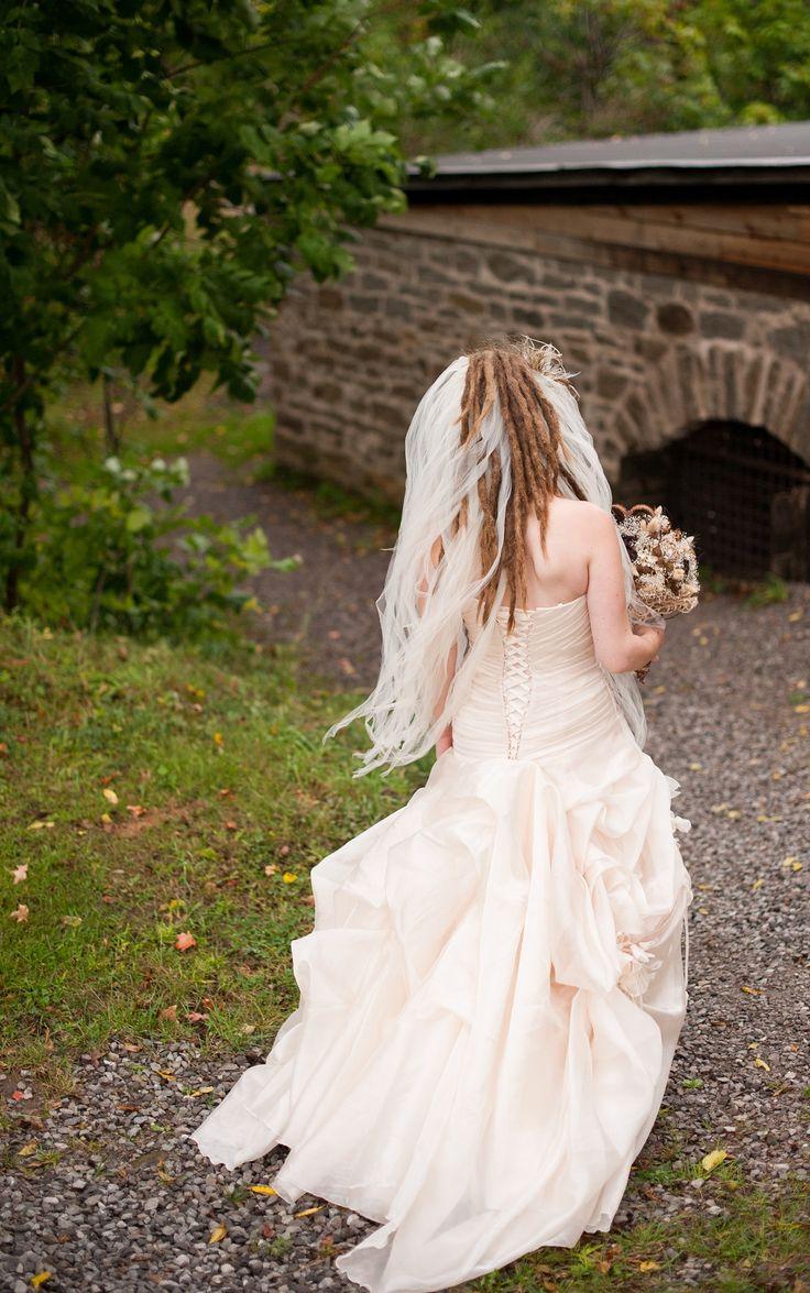 Wedding Dreadlocks