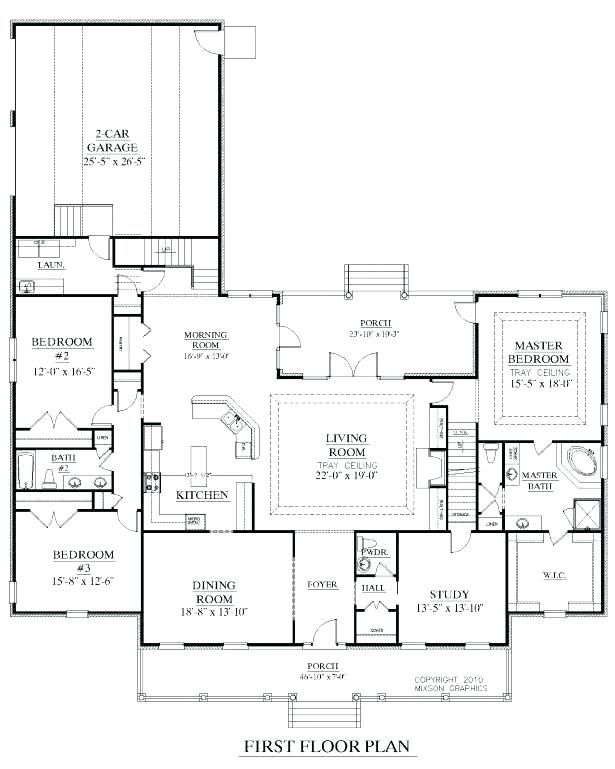 House Plans For Views To Rear House Plans With A View To The Rear House Plan View Back Extraordinary Plans The Rear Cr How To Plan House Layouts House Flooring