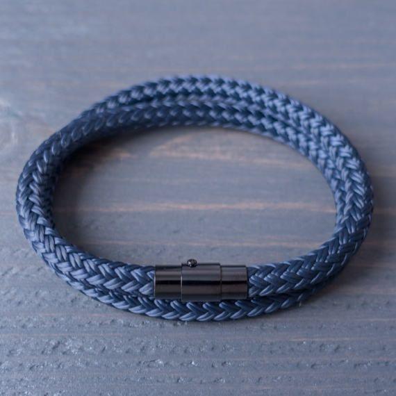 Heren Armband Navy Armband Mannen Touw armband Cadeau voor