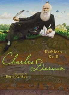 Evolution is a controversial and challenging subject to teach. Children's books can help! This page lists the best children's books on Charles Darwin / Evolution for children in K-Gr. 8.