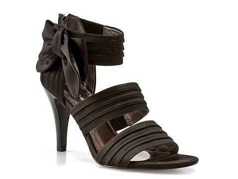 Bandolino black strappy/bow, $49.95 (008)