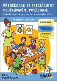 Kniha Předškolák se speciálními vzdělávacími potřebami