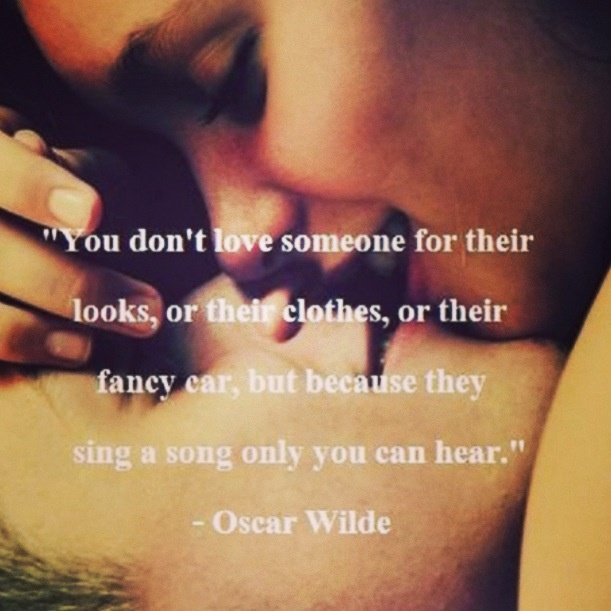 How does Oscar Wilde have so many good quotes?