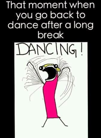 That moment when you go back to dance after a long break. http://thezumbamommy.blogspot.com/2014/04/the-songs-from-zin-jamone-month-and-one.html