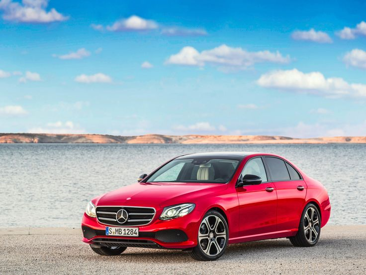 11 super-smart technologies in the 2017 Mercedes E-Class