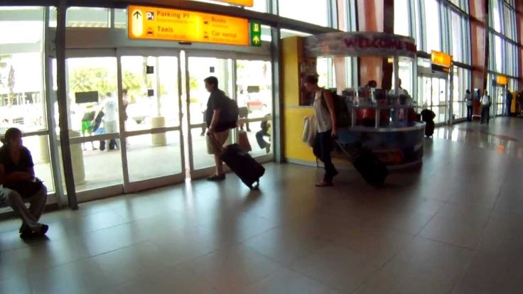 Aruba Airport Arrival Tips