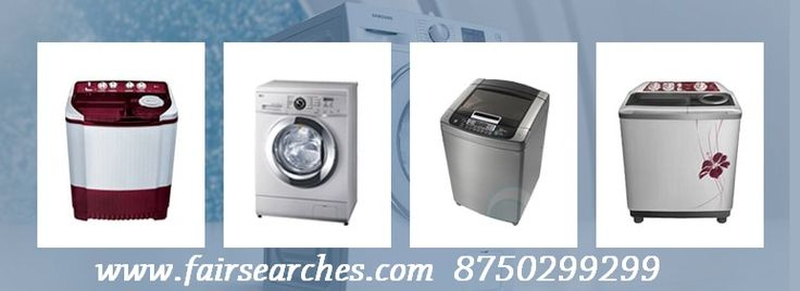 By fairsearches you get list of the verified technician and best shops, like you want to require a technician for Washing Machine Repair Services in Noida, you can call here now for the better solution. Our technician gives the best services in very affordable prices. So now call if you need 8750299299. You may browse for send query online.