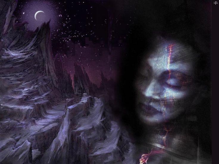 The Dark Tower VI Art IV - Song of Susannah- Darrel Anderson