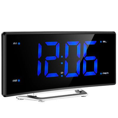 Projection Alarm Clock FM Radio Alarms Digital Ceiling with USB Charging Port US8  Type - Alarm Clock, Display Type - LED, Features - Alarm,