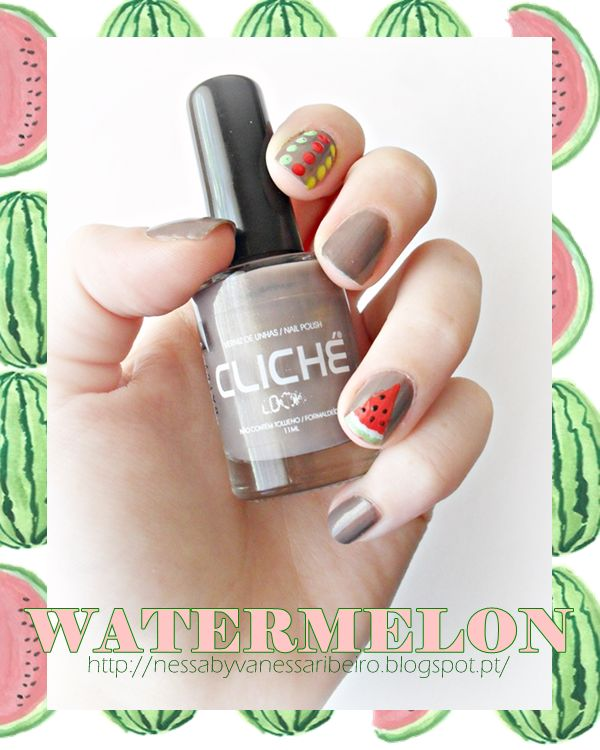 http://nessabyvanessaribeiro.blogspot.pt/2013/08/nails-watermelon.html