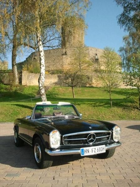 "Mercedes W 113 280 SL "" Pagode """