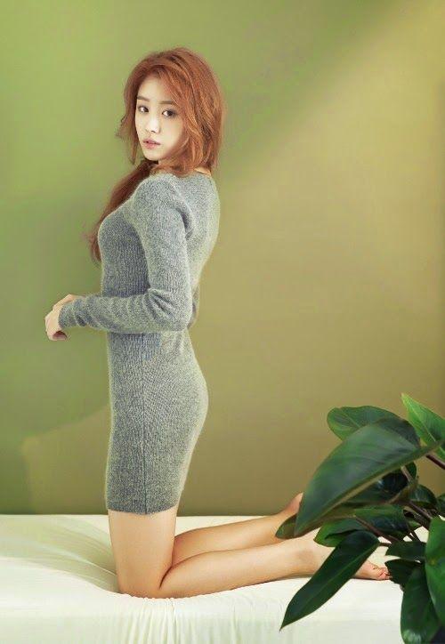 Jieun Secret - Gentleman Magazine December Issue 2014