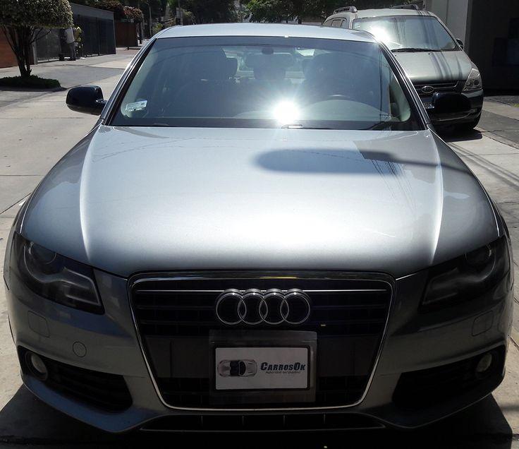 Audi A4, A4 1.8 turbo 2011 modelo 2012, compra venta, autos usados, vehículos turbo alimentados, ocasiones, oportunidades