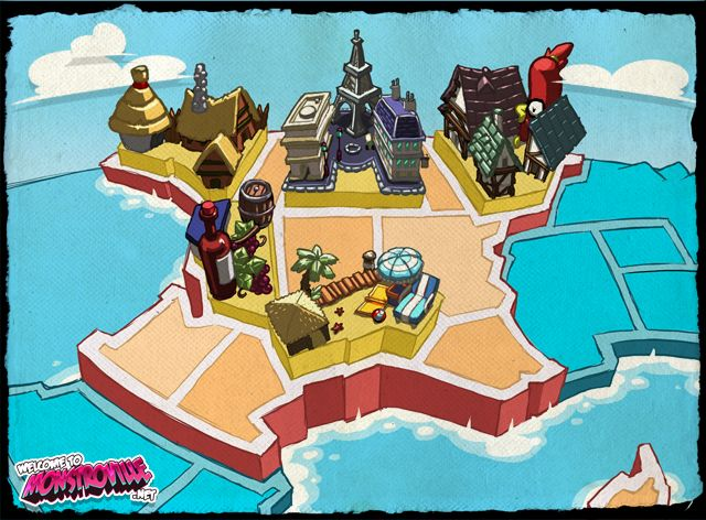 Recherche Map Zones France ♠ Monstroland