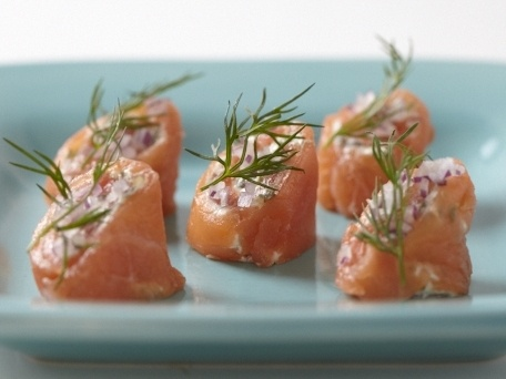 29 best fish ideas images on pinterest stuffed salmon fishing smoked salmon pinwheels with capers and lemon recipe kitchendaily ccuart Image collections
