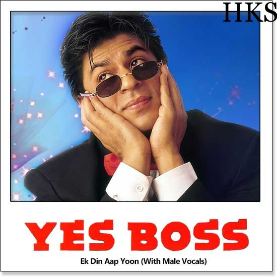 http://hindikaraokesongs.com/ek-din-aap-yoon-with-male-vocals-yes-boss.html   Name of Song - Ek Din Aap Yoon (With Male Vocals) Album/Movie Name - Yes Boss Name Of Singer(s) - Kumar Sanu, Alka Yagnik Released in Year - 1997 Music Director of Movie - Jatin-Lalit Movie Cast - Sha...
