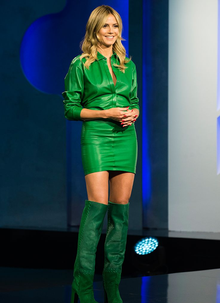 """Heidi Klum Claims 'Project Runway' Has Been """"Stale"""" For 16 ..."""