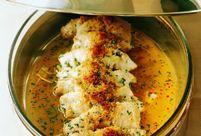 Lydia Bastianich's lemon and herb chicken