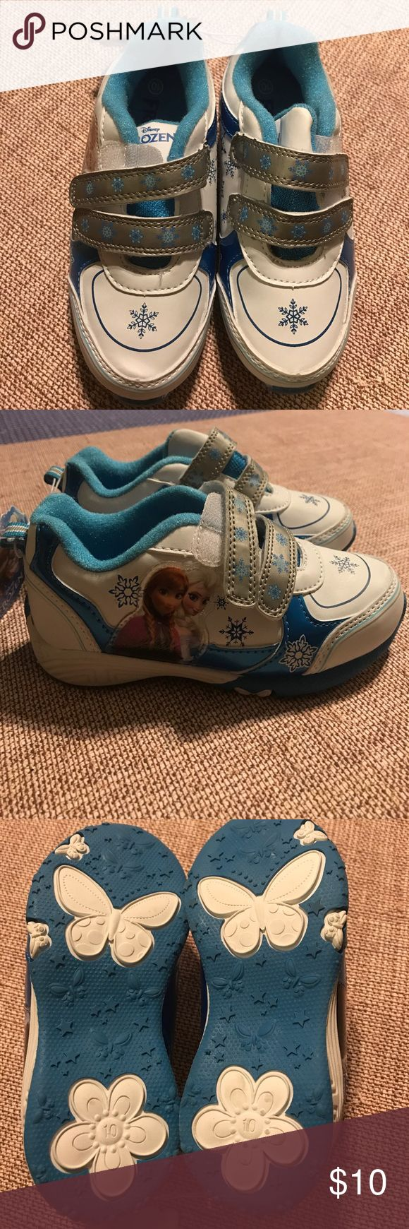 New Frozen shoes/ size 10 New Frozen Shoes/ size 10 frozen Shoes Sneakers