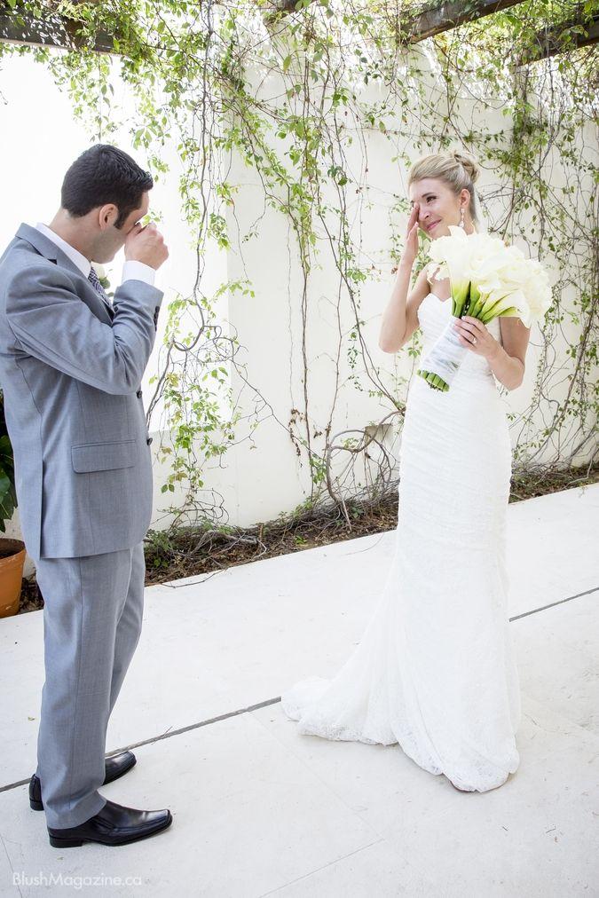 Sonya & Raul's Huatulco Wedding: First Look, #firstlookphotos