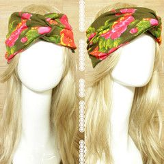 Summer in NYC Turban Headband  idr 65,000 or $6.5  FREE ongkir seluruh Indonesia ✈️ shipping worldwide  LINE : reginagarde  shop online www.reginagarde.com