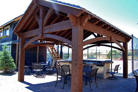 Pergola Kits & Pergola Designs, Kit Construction, Pergola ...