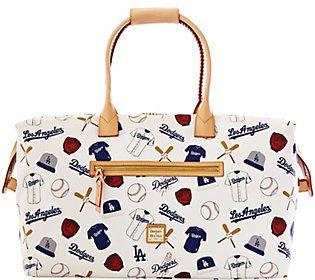 Dooney & Bourke MLB Dodgers Duffel Bag