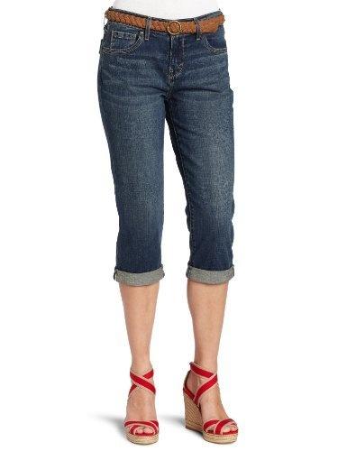 Levi's Women's 515 Cuffed Capri Jean. $48