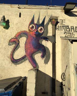 Himbad in LA, CA, USA, 2016