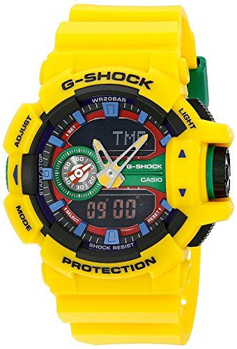 G-Shock - GA400 Rotary Switch Mission Timer Watch