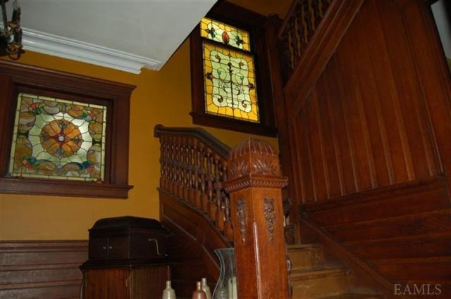 Victorian Home Foyer : Odell ave yonkers ny home foyers and victorian