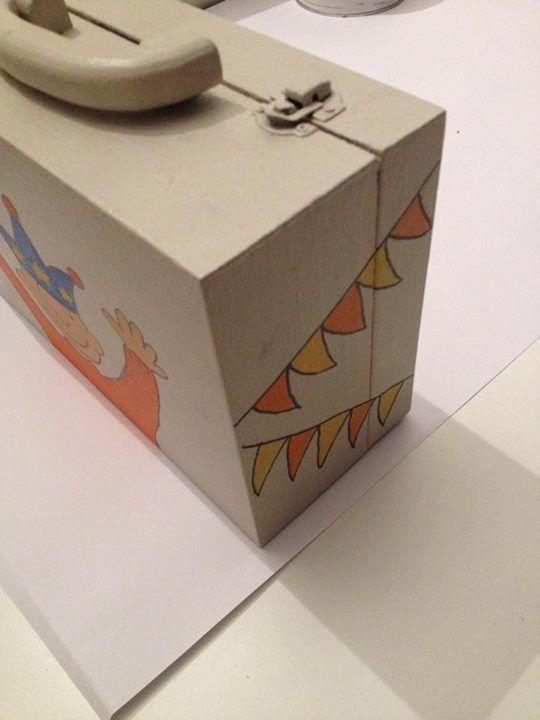 verjaardagskoffer