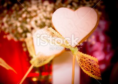 Fotografía Gema Ibarra: Heart Shaped Cookie - Istock