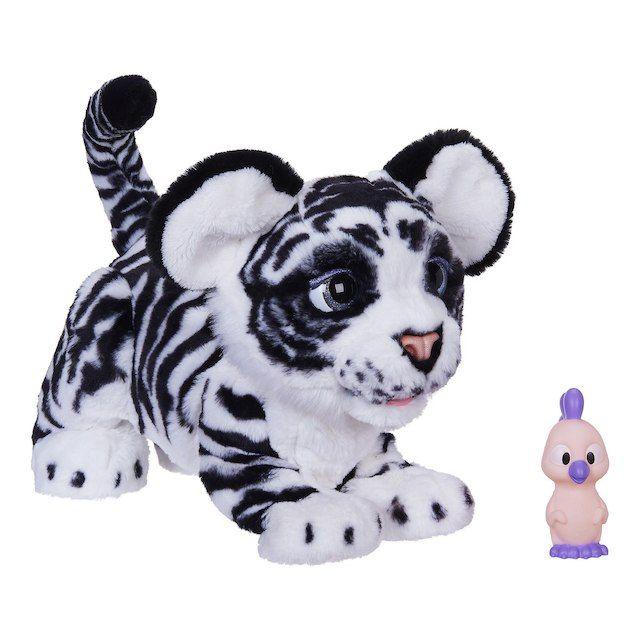 Furreal Roarin Ivory The Playful Tiger Pet Fur Real Friends Most Popular Kids Toys Popular Kids Toys