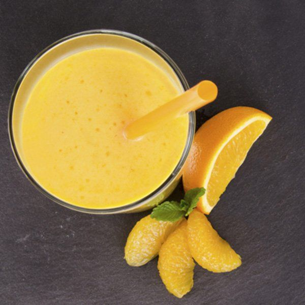 Orange Dream Creamsicle http://www.prevention.com/eatclean/20-healthy-smoothie-recipes/slide/3