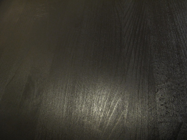 How To Stain Butcher Block Kitchen Counter With Black