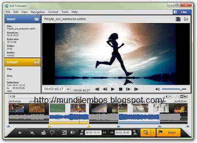 Free Download Movie Editor Solveigmm Avi Video Splitter & Trimmer Cutter Latest Full Version - Merupakan software editing video yang lumayan berkualitas bagus dan canggih tidak kalah dengan softwre editing video lainnya. Editing video sompel dan tidak ribet dalam pemakaiannya.