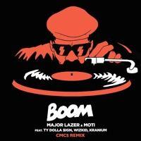 Major Lazer - Boom ft. MOTi, TY Dolla $ign, Wizkid & Kranium (CMC$ Remix) van CMC$² op SoundCloud.