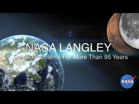 NASA Langley Research Center Overview video wins  2013 Telly Award!